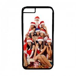 COVER IN PLASTICA 2D I-PHONE 6 PLUS
