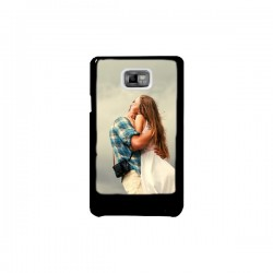 COVER IN PLASTICA 2D SAMSUNG GALAXY S2