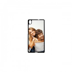 COVER IN PLASTICA 2D HUAWEY P7