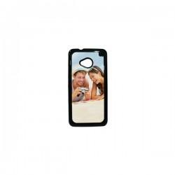 COVER IN PLASTICA 2D HTC M7